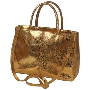 HOBO MARIELLA Leather Crossbody Bag Copper